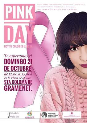 Cartell del Pink Day